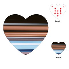 Color Screen Grinding Playing Cards (Heart)
