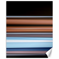 Color Screen Grinding Canvas 16  x 20