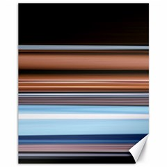 Color Screen Grinding Canvas 11  x 14