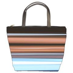 Color Screen Grinding Bucket Bags