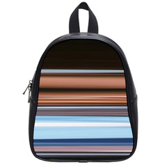 Color Screen Grinding School Bags (Small)