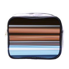 Color Screen Grinding Mini Toiletries Bags