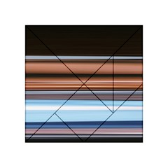 Color Screen Grinding Acrylic Tangram Puzzle (4  x 4 )