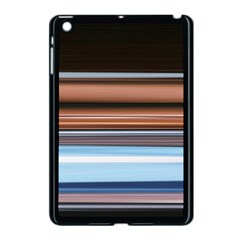 Color Screen Grinding Apple iPad Mini Case (Black)
