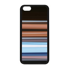 Color Screen Grinding Apple Iphone 5c Seamless Case (black)