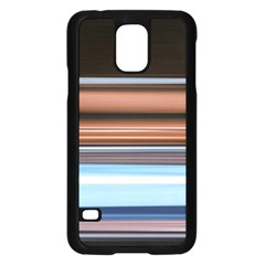 Color Screen Grinding Samsung Galaxy S5 Case (black)