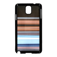 Color Screen Grinding Samsung Galaxy Note 3 Neo Hardshell Case (black)