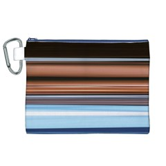 Color Screen Grinding Canvas Cosmetic Bag (xl)