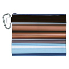 Color Screen Grinding Canvas Cosmetic Bag (xxl)