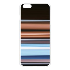 Color Screen Grinding Apple Seamless iPhone 6 Plus/6S Plus Case (Transparent)