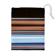 Color Screen Grinding Drawstring Pouches (Extra Large)