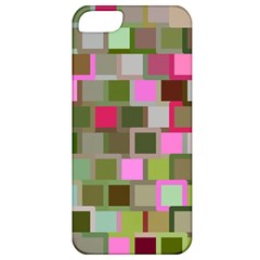Color Square Tiles Random Effect Apple iPhone 5 Classic Hardshell Case