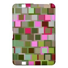 Color Square Tiles Random Effect Kindle Fire Hd 8 9