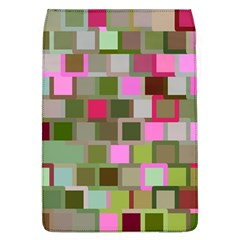Color Square Tiles Random Effect Flap Covers (L)