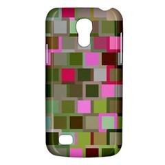 Color Square Tiles Random Effect Galaxy S4 Mini