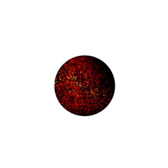 Red Particles Background 1  Mini Magnets