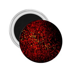 Red Particles Background 2 25  Magnets