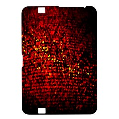 Red Particles Background Kindle Fire Hd 8 9