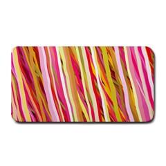 Color Ribbons Background Wallpaper Medium Bar Mats