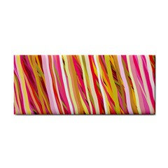 Color Ribbons Background Wallpaper Cosmetic Storage Cases