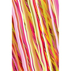 Color Ribbons Background Wallpaper 5.5  x 8.5  Notebooks