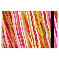 Color Ribbons Background Wallpaper Ipad Air Flip