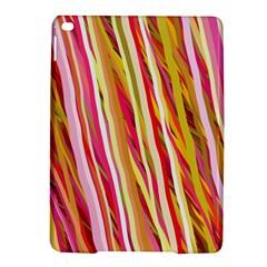 Color Ribbons Background Wallpaper Ipad Air 2 Hardshell Cases