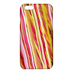 Color Ribbons Background Wallpaper iPhone 6/6S TPU Case