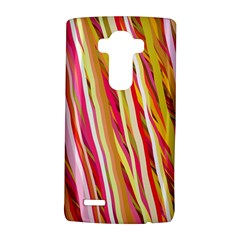 Color Ribbons Background Wallpaper LG G4 Hardshell Case