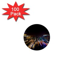 Frozen In Time 1  Mini Buttons (100 Pack)