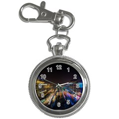 Frozen In Time Key Chain Watches