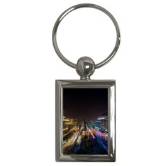 Frozen In Time Key Chains (rectangle)