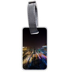 Frozen In Time Luggage Tags (One Side)