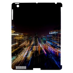 Frozen In Time Apple Ipad 3/4 Hardshell Case (compatible With Smart Cover)