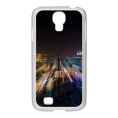 Frozen In Time Samsung Galaxy S4 I9500/ I9505 Case (white)