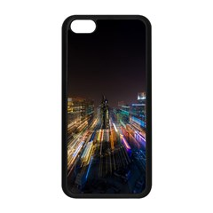 Frozen In Time Apple Iphone 5c Seamless Case (black)