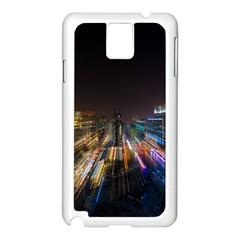Frozen In Time Samsung Galaxy Note 3 N9005 Case (white)