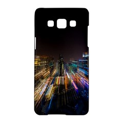Frozen In Time Samsung Galaxy A5 Hardshell Case
