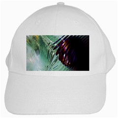 Out Of Time Glass Pearl Flowag White Cap
