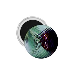 Out Of Time Glass Pearl Flowag 1.75  Magnets