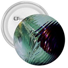 Out Of Time Glass Pearl Flowag 3  Buttons