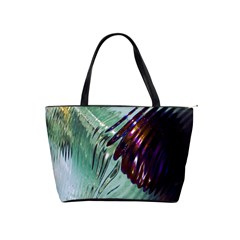 Out Of Time Glass Pearl Flowag Shoulder Handbags