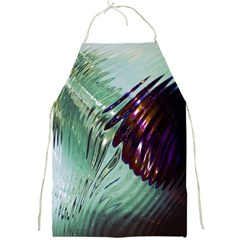 Out Of Time Glass Pearl Flowag Full Print Aprons