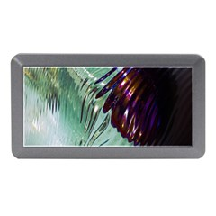 Out Of Time Glass Pearl Flowag Memory Card Reader (Mini)