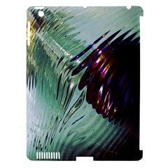Out Of Time Glass Pearl Flowag Apple Ipad 3/4 Hardshell Case (compatible With Smart Cover)