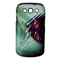 Out Of Time Glass Pearl Flowag Samsung Galaxy S Iii Classic Hardshell Case (pc+silicone)