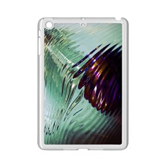 Out Of Time Glass Pearl Flowag iPad Mini 2 Enamel Coated Cases