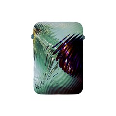 Out Of Time Glass Pearl Flowag Apple Ipad Mini Protective Soft Cases