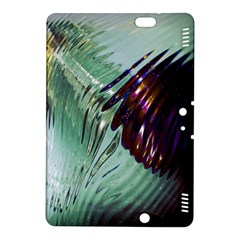 Out Of Time Glass Pearl Flowag Kindle Fire HDX 8.9  Hardshell Case