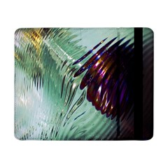 Out Of Time Glass Pearl Flowag Samsung Galaxy Tab Pro 8.4  Flip Case